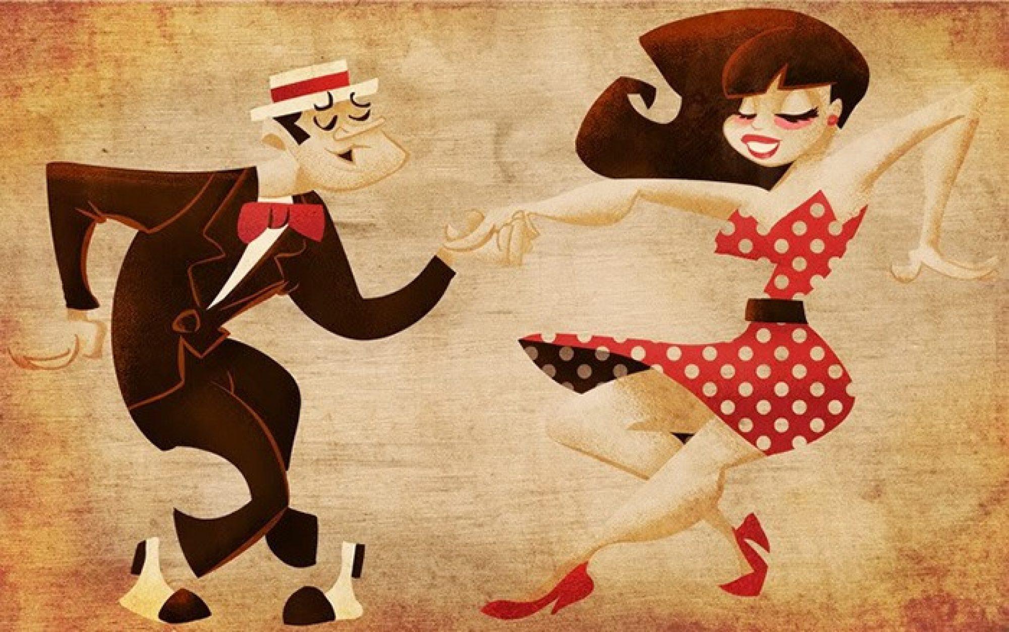 Swing Dance Surrey
